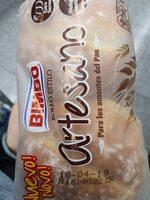 Bollos de pan estilo artesano - Product