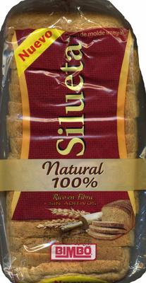 Pan de molde integral - Product