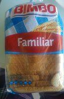 Pan de Molde Bimbo - Product - pt