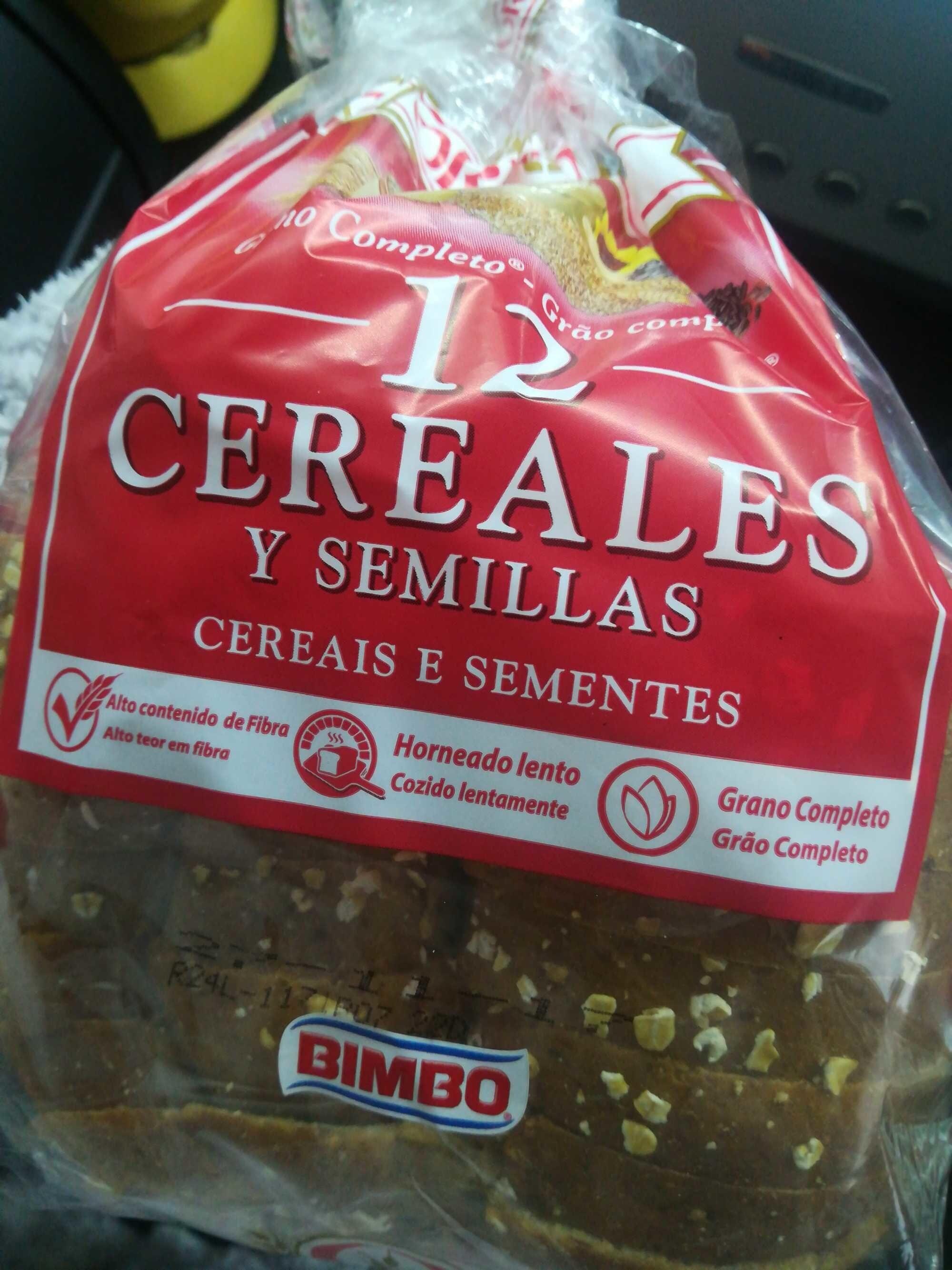 Oroweat 12 cereales y semillas - Producto