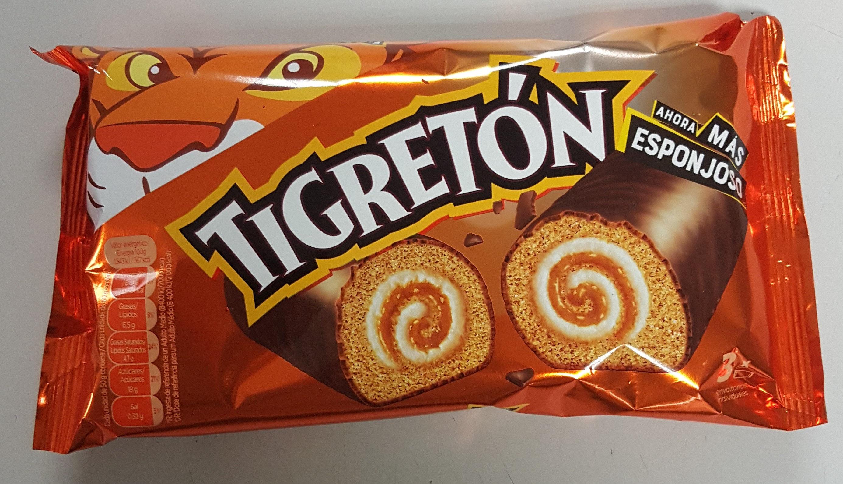 Tigretón - Product