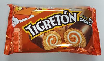 Tigretón - Produit - fr