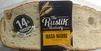 Pan de masa madre - Producto