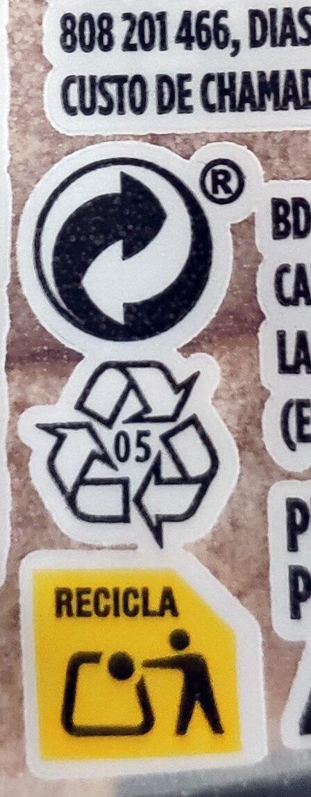 Hogaza de pan con masa madre 10% - Recyclinginstructies en / of verpakkingsinformatie - es
