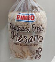 Bimbo Pan Artesano - Producto - es