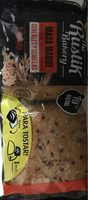 Pan de masa madre y cereales - Produit - fr