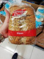 Pan cereales y semillas - Product
