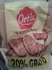 Panecillos tostados tradicional - Produit