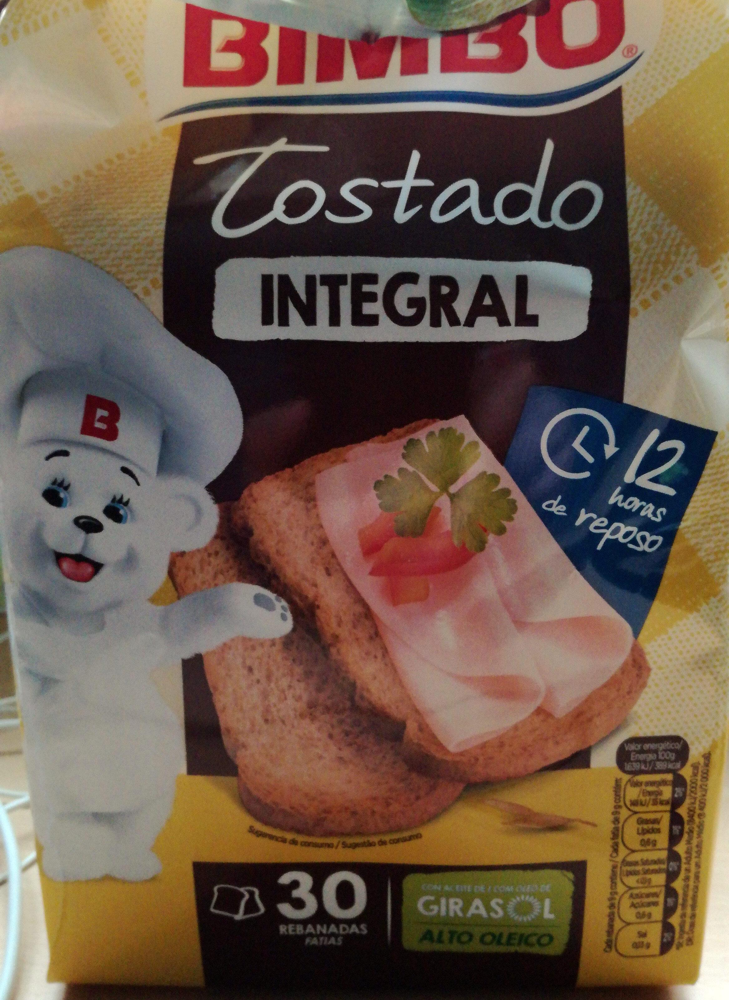 Tostado integral - Produto - es