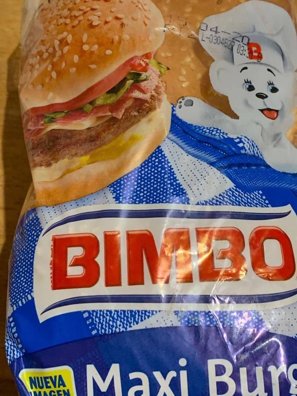 Maxi-Burger - Producto - es