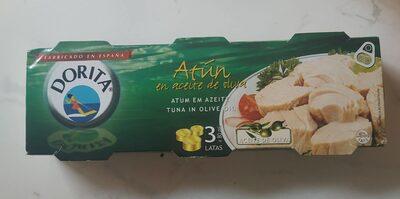 Atún en aceite de oliva - Product - es