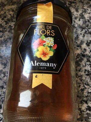 Miel Poliflora - Producto