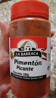 Pimentón Picante - Product