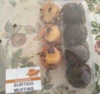 Surtido muffins - Produit - es