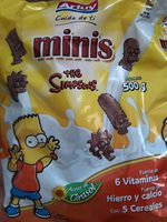 Minis Simpsons Value Pack Cocoa - Producto - fr