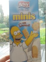 Minis the simpsons - Product - fr