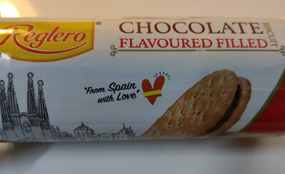 Chocolate Flavored Filled Biscuits - 产品 - en