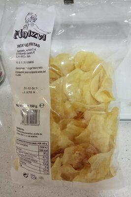 Patatas fritas Anizvi - Producto - es