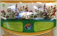 Semillas de mostaza amarilla - Informació nutricional