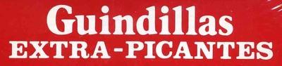 Guindillas picantes - Ingredients