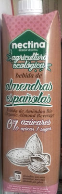 Bebida de almendras españolas - Produit - es