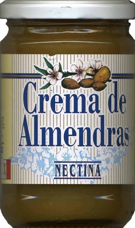 Crema de Almendras - Producto