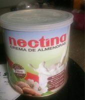crema de almendras - Product