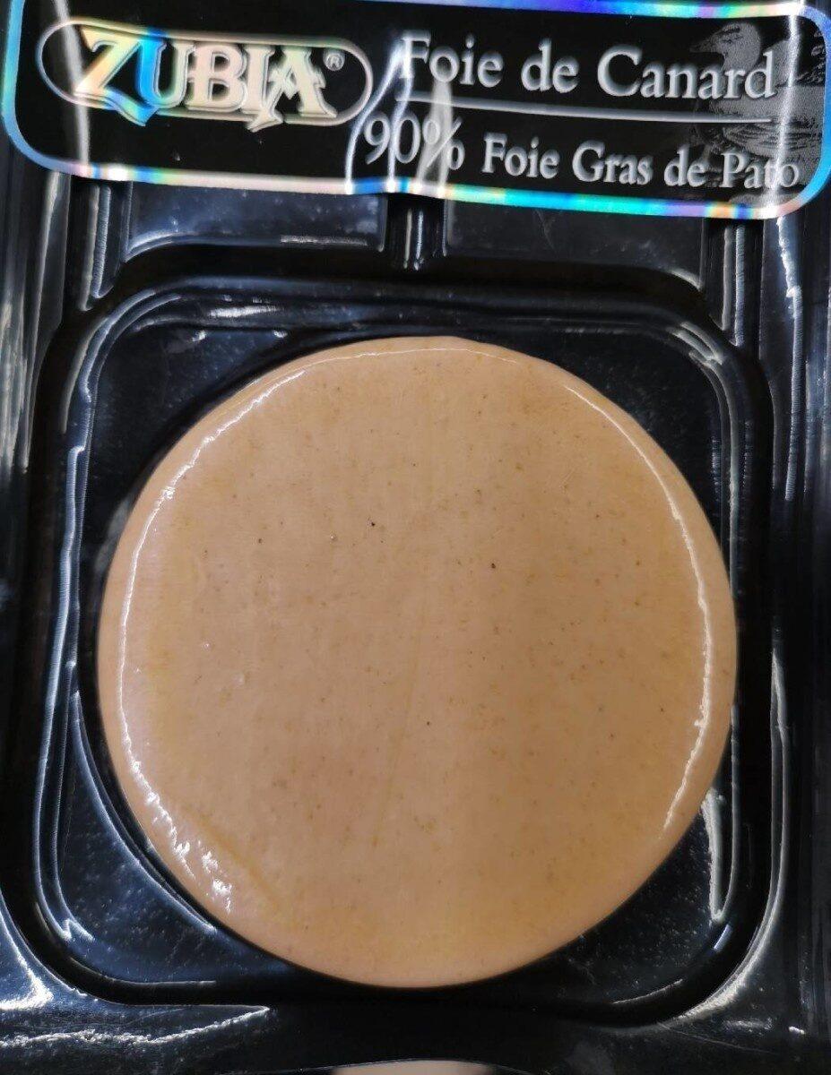 Foie de canard - Produit