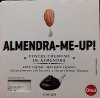 Postre cremoso de almendra Cacao - Producto