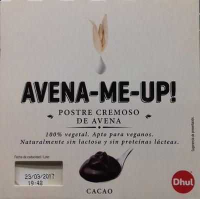 Postre cremoso de avena Cacao - Produit