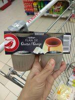 Flan de queso - Producto
