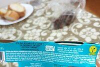 Cremoso de coco - Información nutricional - es