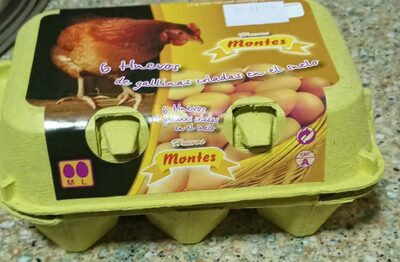 Huevos - Produit