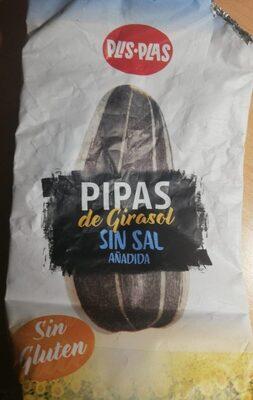 PIPAS de Girasol SIN SAL AÑADIDA - Product - es
