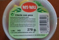 Chicle con pica - Product - fr