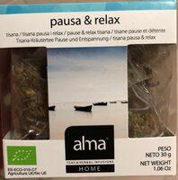 Pausa & Relax - Prodotto - es