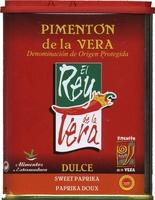 Pimentón de La Vera dulce - Produit