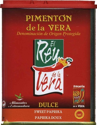 Pimentón de La Vera dulce - Product