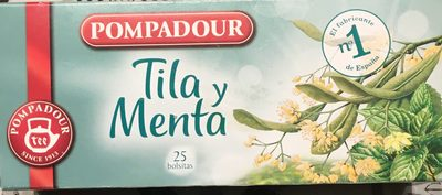 Te Tila y Menta - Producto
