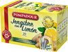Infusión de jengibre con limón - Product