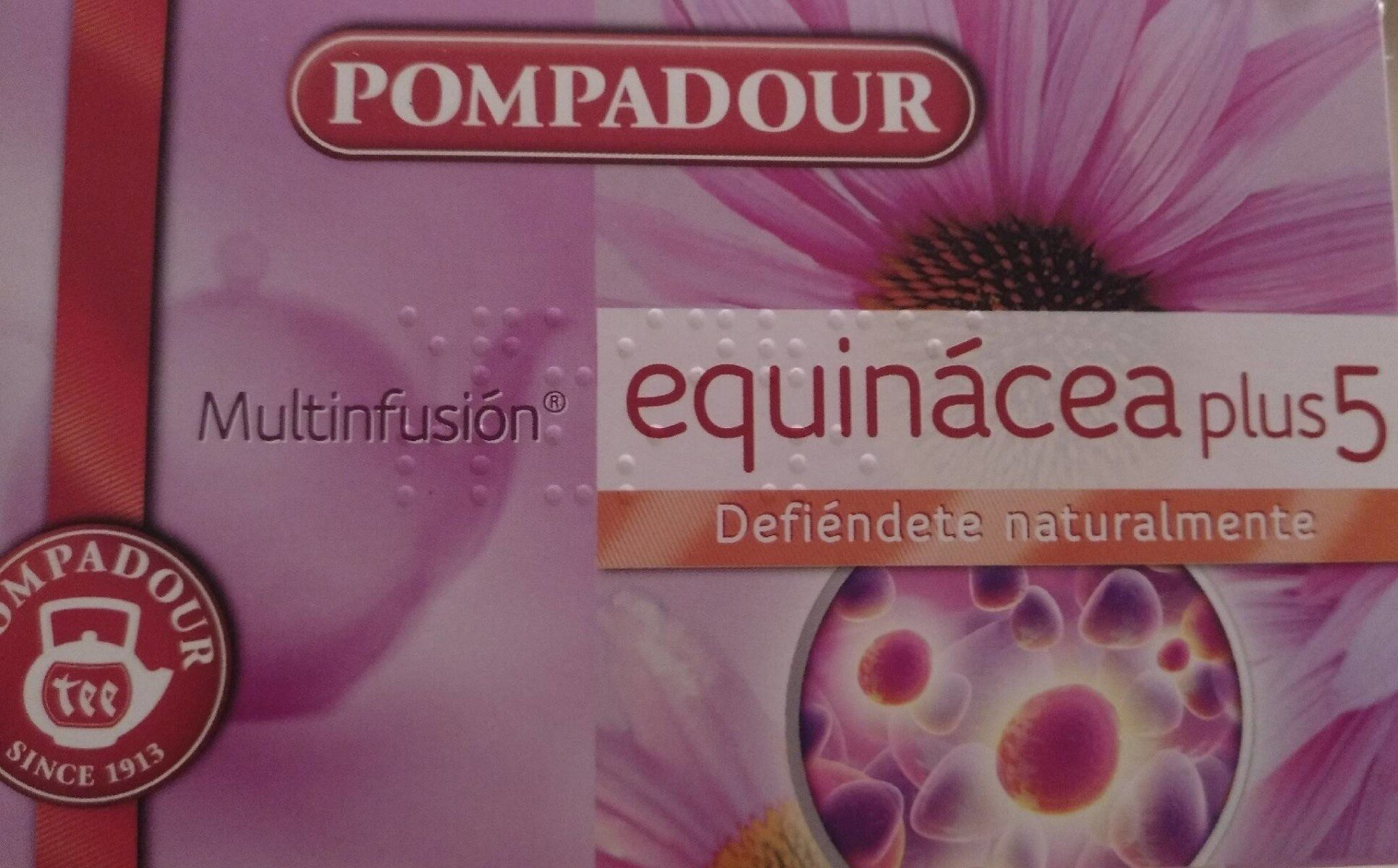 Equinacea plus 5 multinfusión - Product
