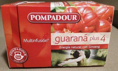 Multinfusión guaraná plus 4 - Product