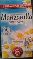 Manzanilla 100 por ciento flores pureza maxima - Product