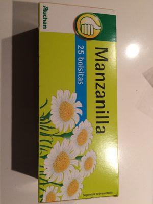 Manzanilla en bolsitas - Product
