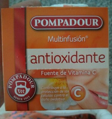 Multi fusión antioxidante - Product