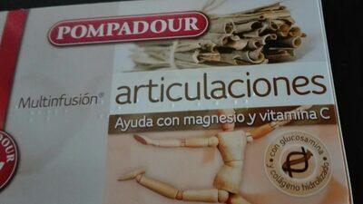 Multinfusion articulaciones - Product