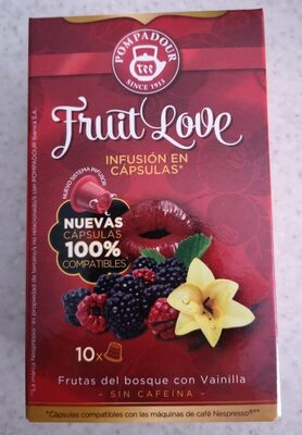 Fruit love - Product - es