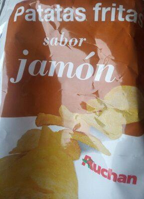 Patatas fritas sabor jamón - Producte