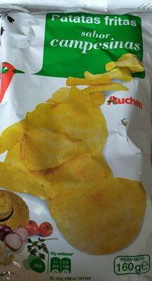 Patatas Fritas sabor Campesinas - Producto