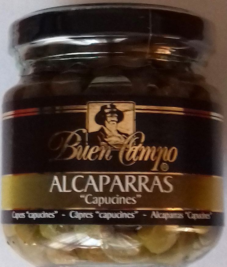 """Alcaparras """"capucines"""" - Product - es"""